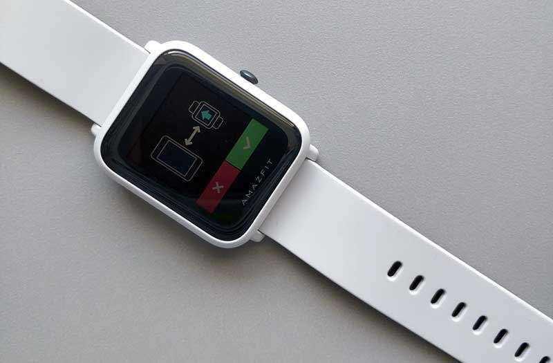 Умне часы Xiaomi Amazfit BIP