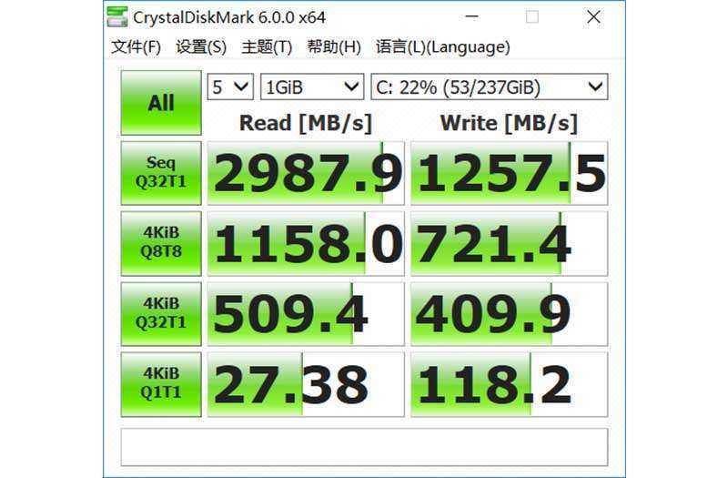 Тест SSD Xiaomi Mi Gaming