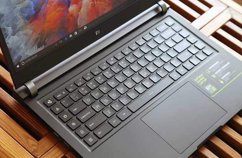 Клавиатура Xiaomi Mi Gaming Laptop