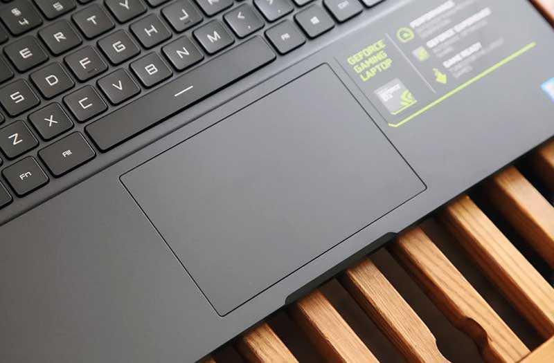 Тачпад Xiaomi Mi Gaming Laptop