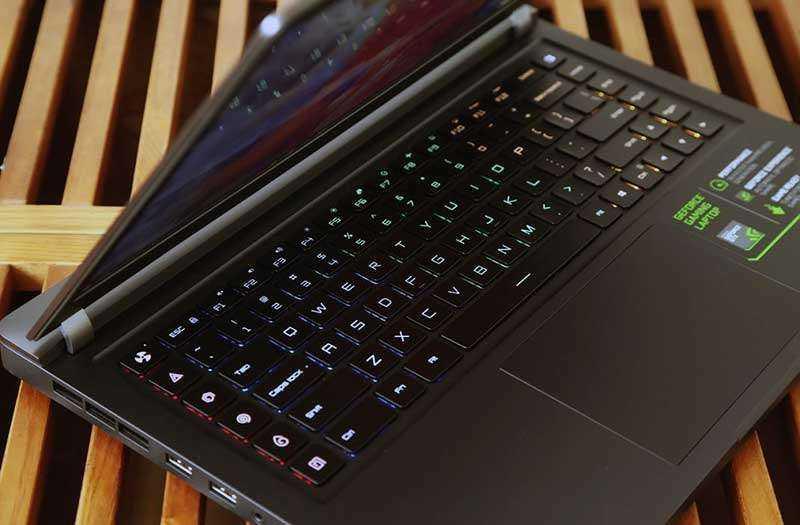 Дизайн Xiaomi Mi Gaming Laptop
