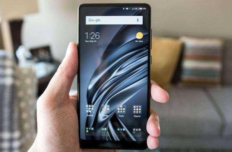 Xiaomi Mi Mix 2s отзывы