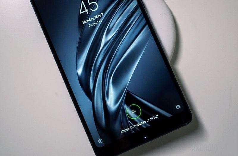 Xiaomi Mix 2s внешний вид