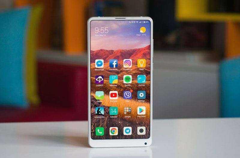 Обзор Xiaomi Mi Mix 2s: смартфон обновляется, блеск остаётся