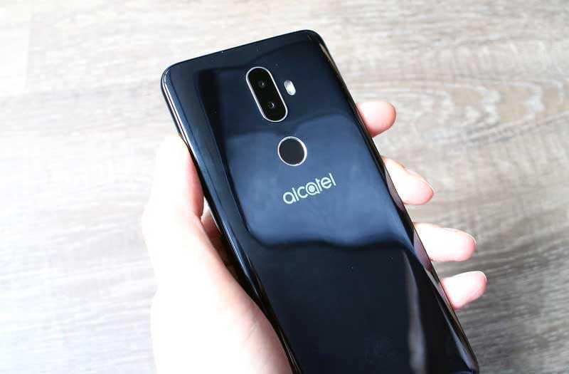 Камеры Камеры Alcatel 3V