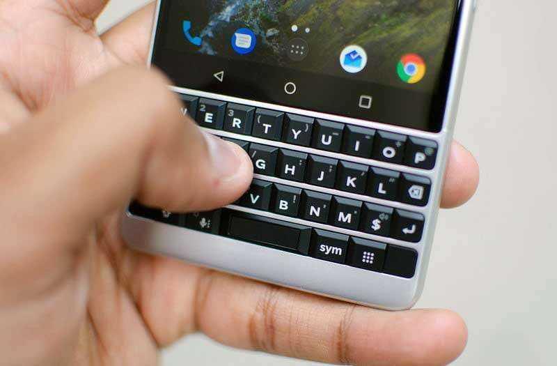 ТестBlackBerry Key2