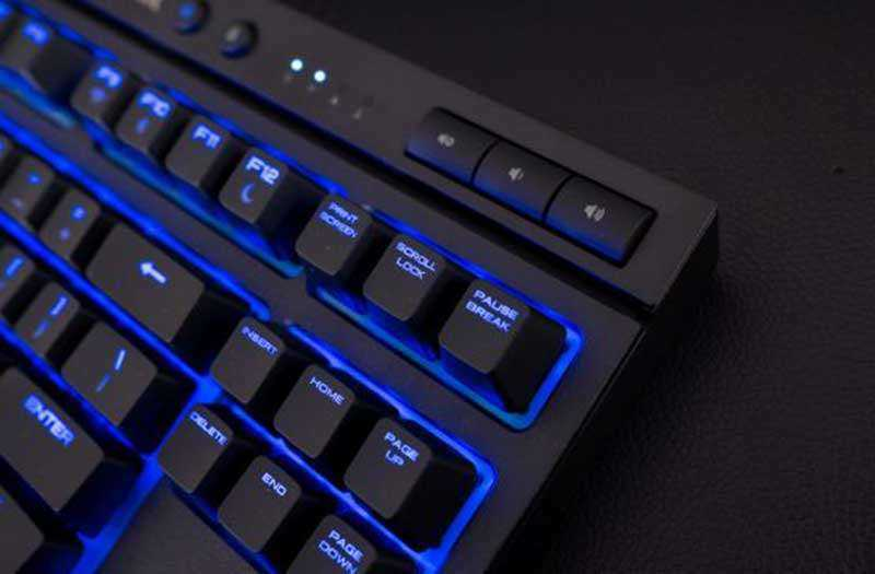 Удобство Corsair K63 Wireless