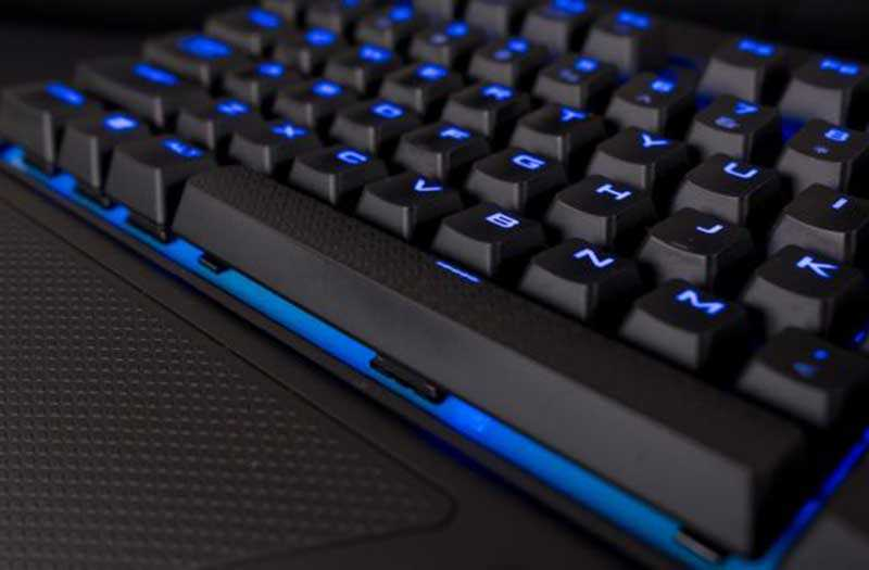 Подсветка Corsair K63 Wireless
