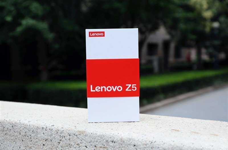 Lenovo Z5 отзывы