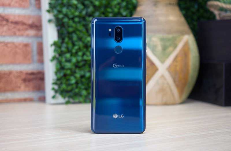 Обзор LG G7 ThinQ