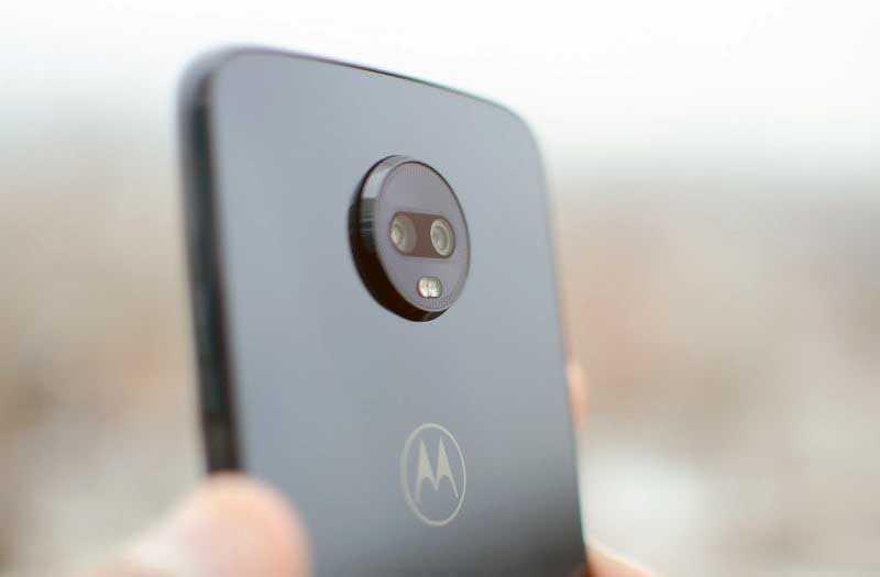 Moto Z3 Play обзор