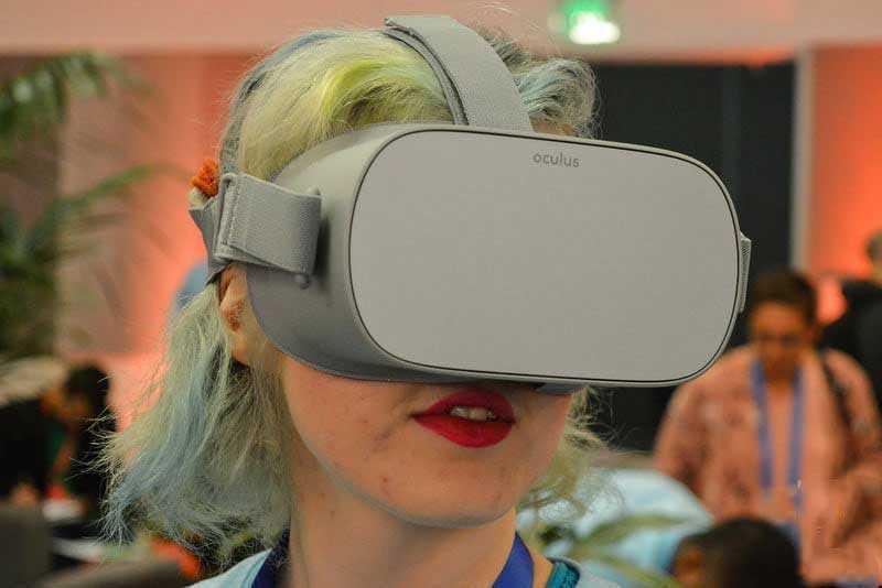 ПО Oculus Go