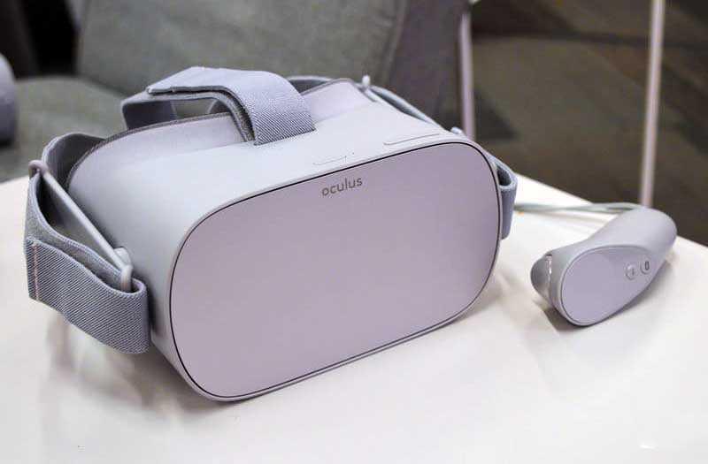 Производительность Oculus Go
