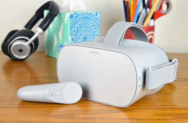 Oculus Go обзор