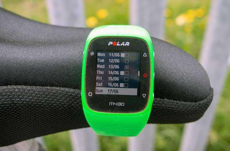Обзор Polar M430: отличный фитнес-трекер, но не смарт-часы