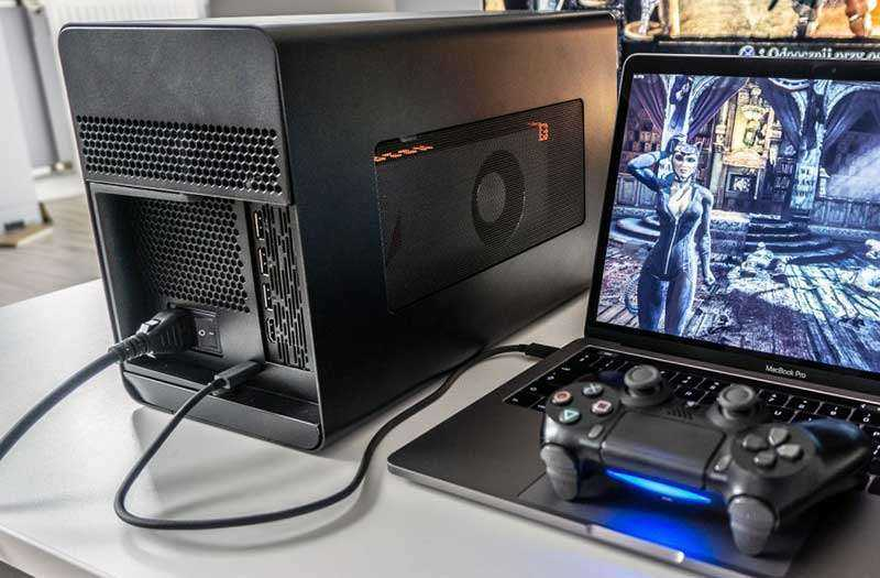 Обзор Razer Core X: кто сказал, что нельзя играть на MacBook
