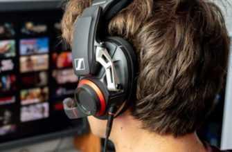 Обзор Sennheiser GSP 500: игровая гарнитура для музыки