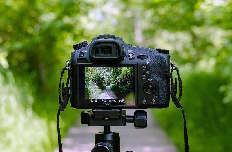 Фотоаппарат Sony RX10 Mark IV