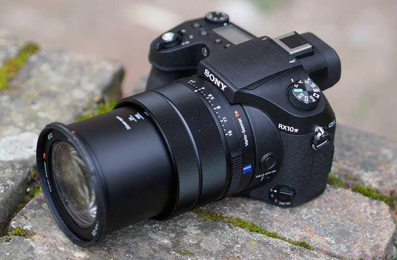 Sony RX10 Mark IV отзывы
