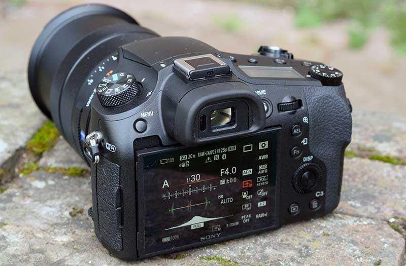Sony Cyber-shot RX10 IV обзор