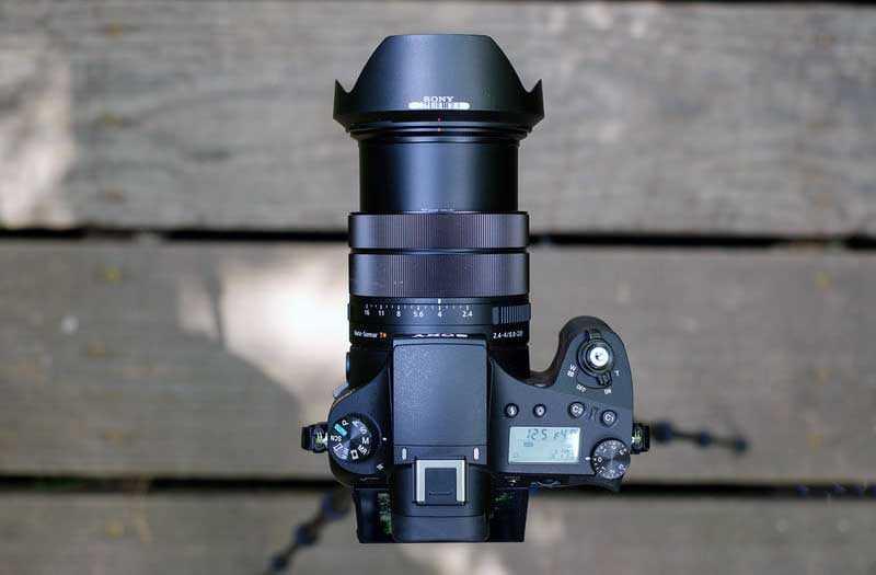 Тест Sony RX10 Mark IV