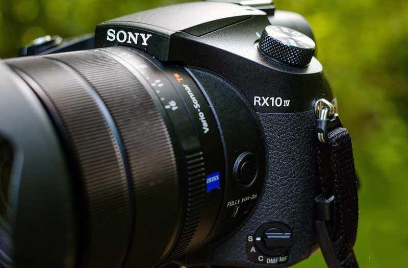 Камера Sony RX10 Mark IV