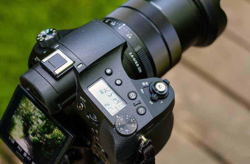 Фотокамера Sony RX10 Mark IV