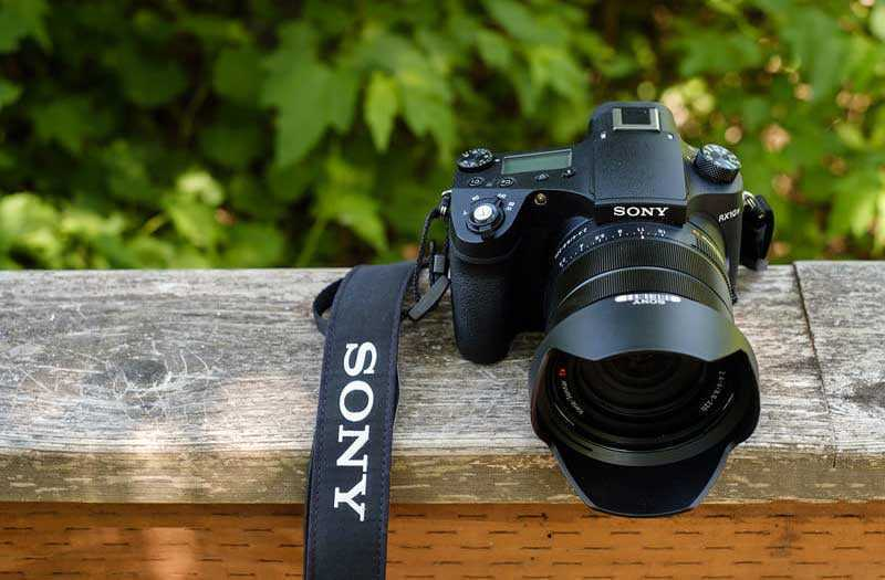 Sony RX10 Mark IV обзор