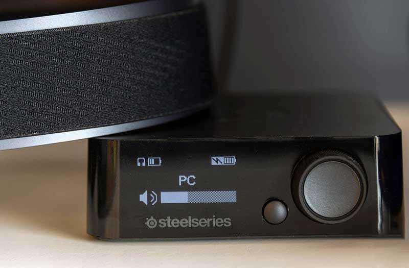 SteelSeries Arctis Pro пульт