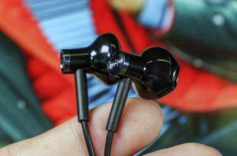 Обзор Xiaomi Dual Drivers In-Ear: наушники Hi-Res с двунаправленным звуком