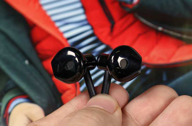 Звук Xiaomi Dual Drivers In-Ear