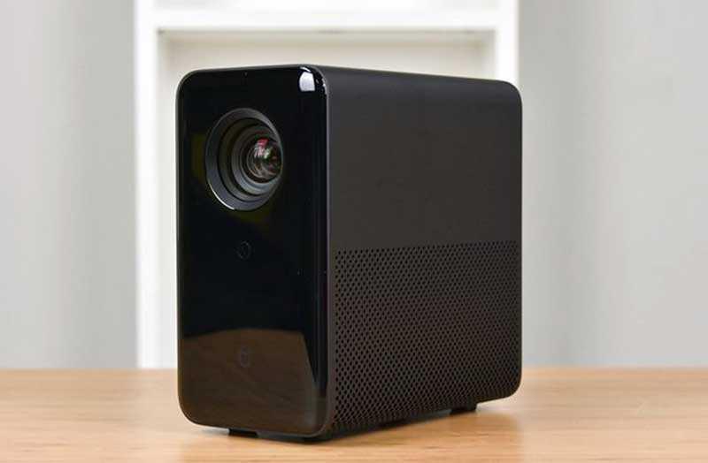 Обзор Xiaomi Mijia Projector (TYY01ZM): компактный DLP проектор