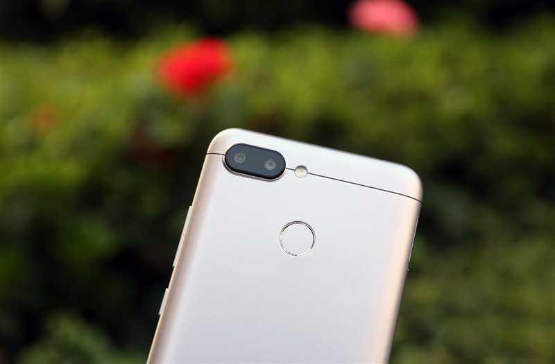 Камера Xiaomi Redmi 6
