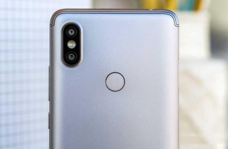 Камера Xiaomi Redmi S2