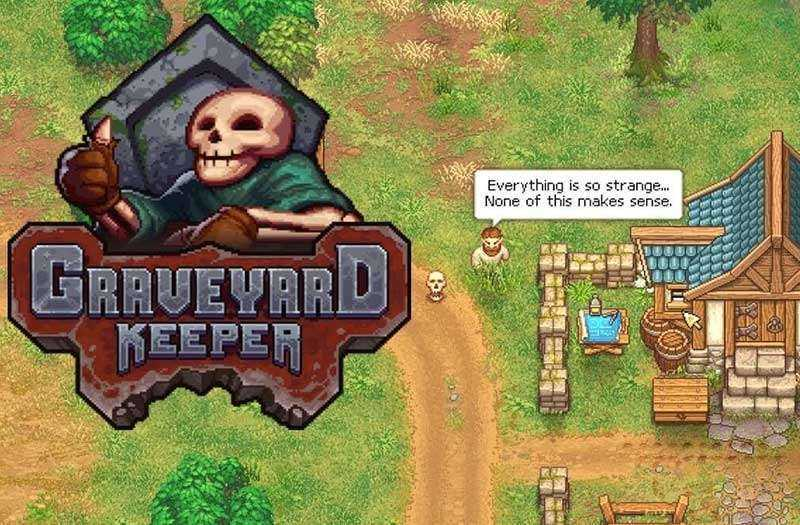 Обзор игры Graveyard Keeper