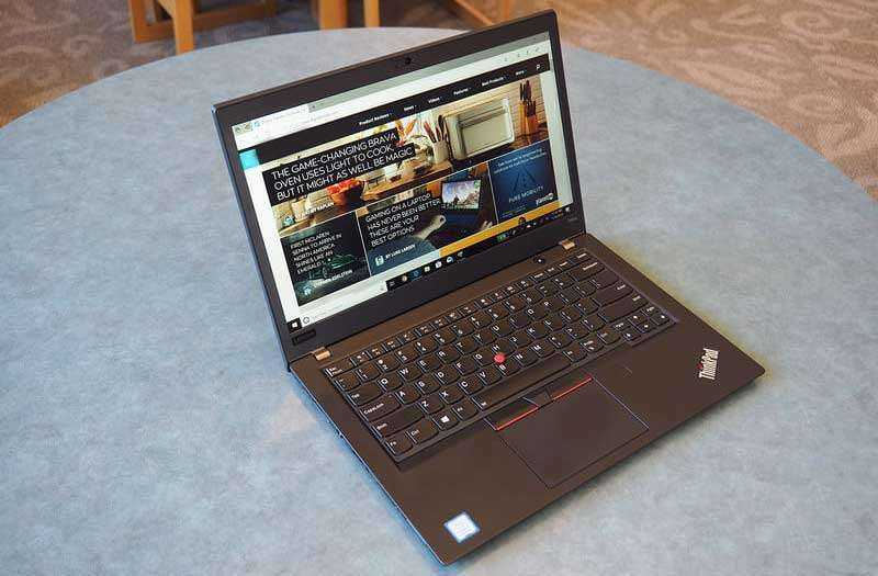 Обзор Lenovo ThinkPad T480s