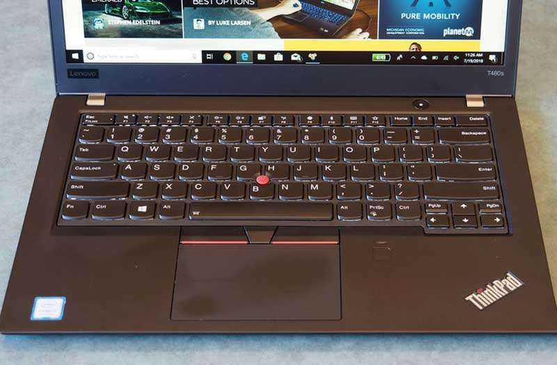 Клавиатура Lenovo ThinkPad T480s