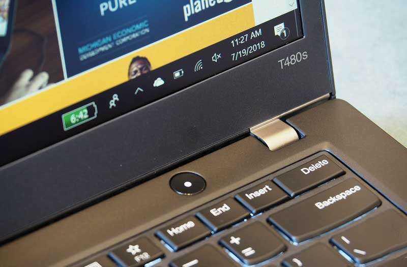 Сравнение Lenovo ThinkPad T480s