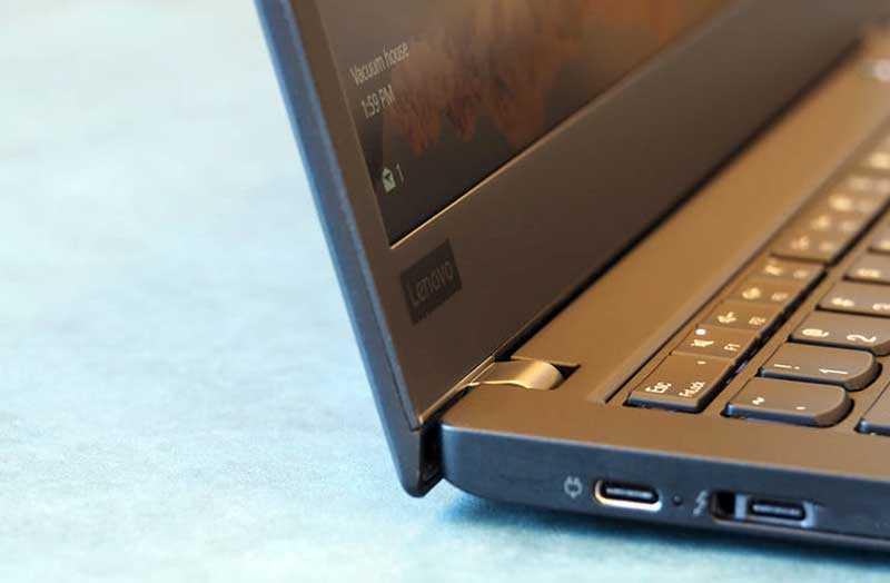 Автономность Lenovo ThinkPad T480s