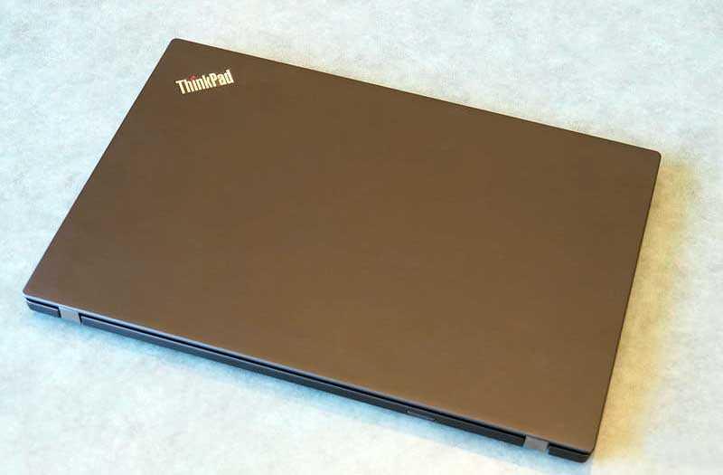 Lenovo ThinkPad T480s обзор