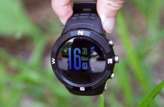 Обзор No.1 F18: дешёвые смарт часы с GPS и IP68