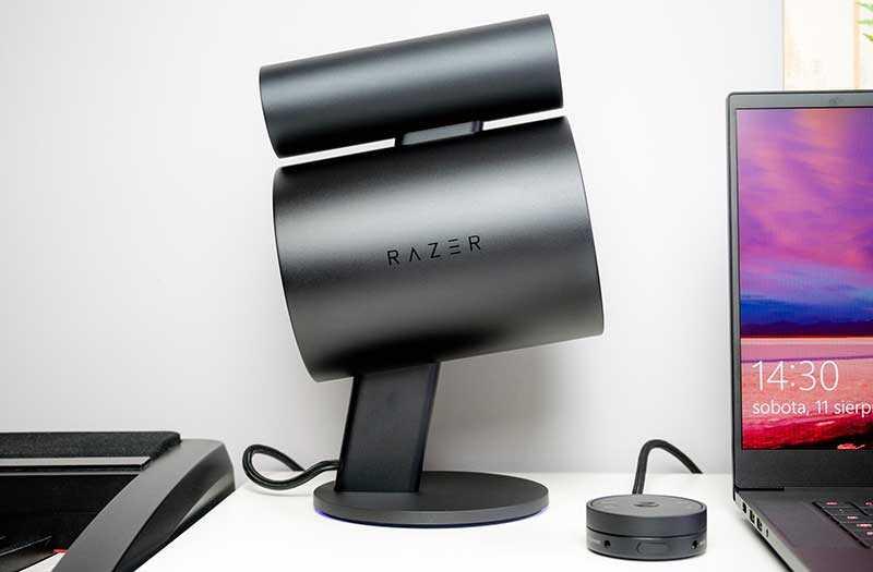 Razer Nommo Pro дизайн