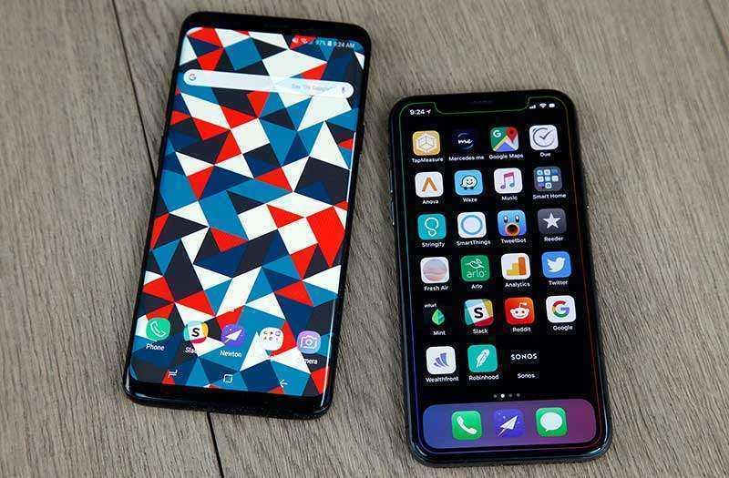 Сравнение Samsung Galaxy Note 9 vs Apple iPhone X — Отзывы TehnObzor