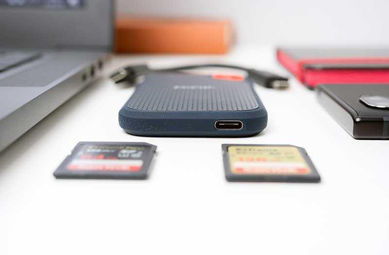 Накопитель SanDisk Extreme Portable SSD