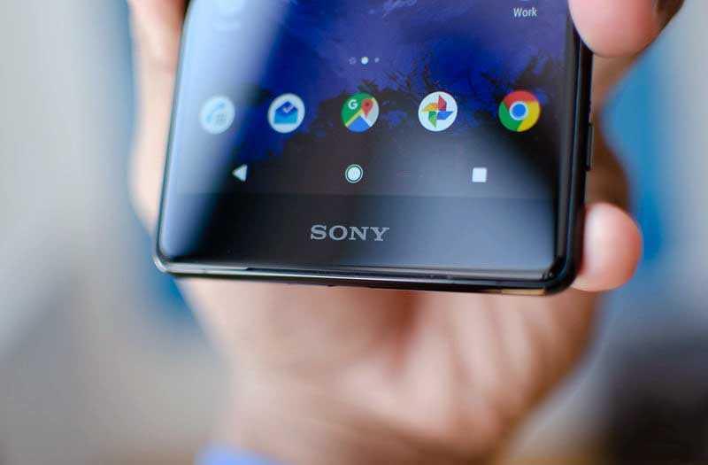 ОС Sony Xperia XZ2 Premium и ПО