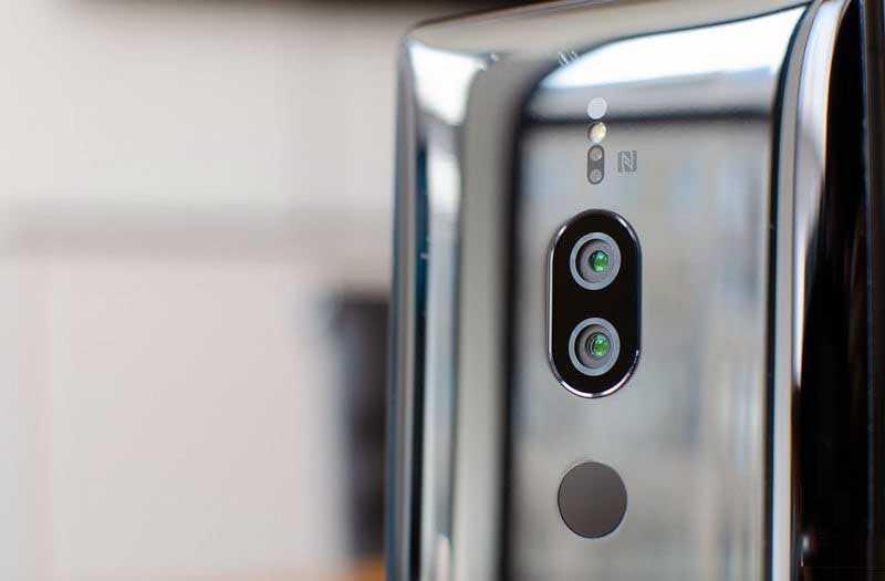 Камеры Sony Xperia XZ2 Premium