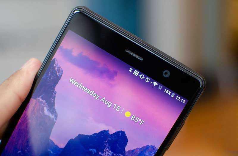 Звонки Sony Xperia XZ2 Premium и качество