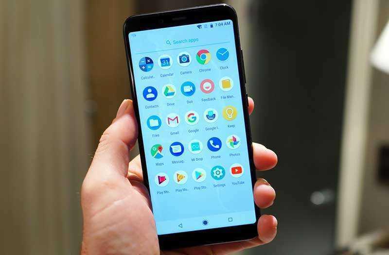 Телефон Xiaomi Mi A2 и Mi A2 Lite