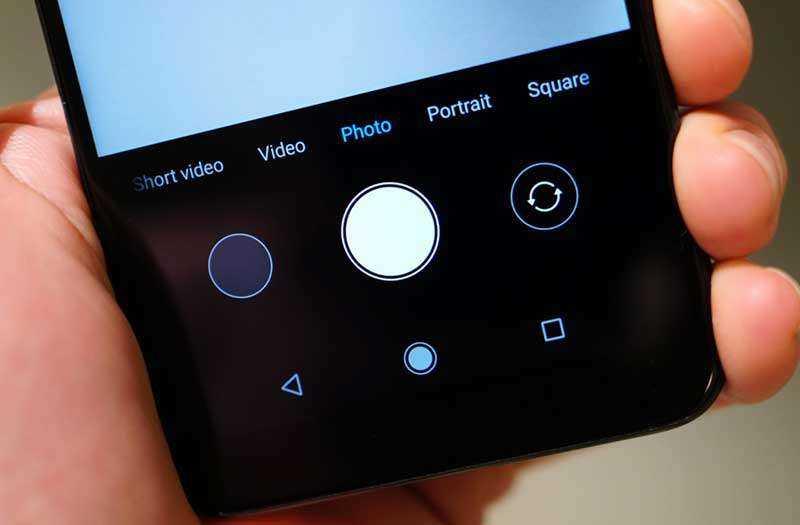 Камера Xiaomi Mi A2 Lite