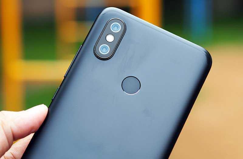 Xiaomi Mi A2 сборка
